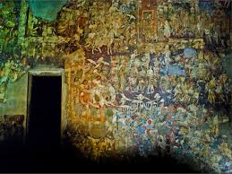 Famous Kerala Mural Artists by Ancient And Medieval Indian Cave Paintings Internet Encyclopedia