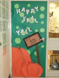 Kindergarten Thanksgiving Door Decorations by Here Are A Bunch Of Fun Fall Door Decorations For The Classroom