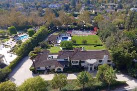 100 Holmby 355 South Mapleton Drive In Hills SOLD For 188 Million