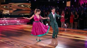 DWTS2015 Andy Grammer Allison Holkers Quickstep Dancing With The Stars TV Night