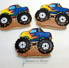 100 Monster Truck Cookie Cutter S Connection