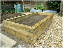 Mark s Veg Plot Building another raised bed