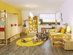 Bedroom Ideas Marvelous Interior Design Living Room Kids Decorating Boy Licious With Yellow And White Wall Paint Color Including Wooden Bunk