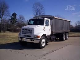 100 Tandem Grain Trucks For Sale 1993 INTERNATIONAL 8100 In Greensburg Indiana TruckPapercom