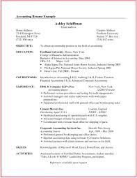 Accountant Resume Sample Canada Http Jobresumewebsite