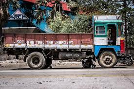 Indian Truck Drivers - ARIEL