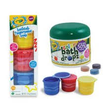 Crayola Bathtub Fingerpaint Soap Non Toxic by All You Subscription 12 20