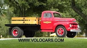 100 1951 Ford Truck For Sale F5 Volo Auto Museum