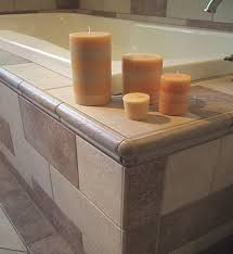 Tiling A Bathtub Deck by Construct A Frame For Tub Deck Surround Google Search How 2