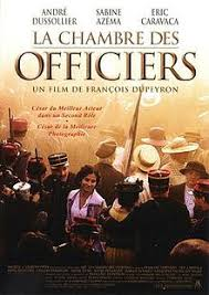 la chambre des the officers ward