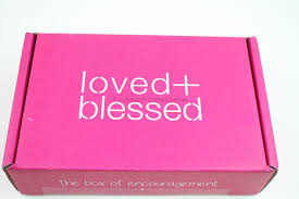 Loved & Blessed May 2019 Review + Coupon - Subscription Box Mom