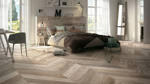 View In Gallery Tile That Looks Like Rustic Wood Bedroom Mirage