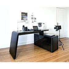 bureau design noir laqu bureau d angle noir laque bureau d angle noir laque bureau angle