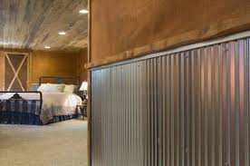 Pallet And Remodel Rustic Tin Wall Ideas Bathroom With Corrugated Metal Backsplash Dream Home