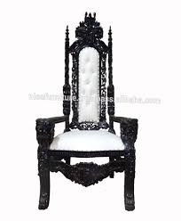 Black Cheap King Lion Wedding Baroque High Back King Throne Chair Indonesia  Furniture For Party Rental - Buy King Throne Chair,Cheap King Throne ... Living Room High Back Sofa Fresh Baroque Chair Purple Italian Throne Reproduction Gold White Tufted 4 Available Pakistan Arabic Fniture French Baroque Queen Throne Sofa Chair View Wooden Danxueya Product Details From Foshan Danxueya Fniture Amazoncom Theodore Wing Kingqueen Queen Chairs Pair And 50 Similar Items 9 Highback Comfortable For A Trendy Modern Interior Black Leather Frame One Of Our New Products Pinterest Vulcanlyric 86 For Sale At 1stdibs