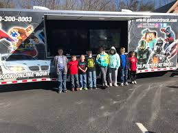 Home | Gamerz Truck Video Game & Laser Tag Parties In Kentucky