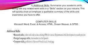 How To Word Your Computer Skills On A Resume by Ernie Tripp Resume An Easy Topic For A Research Paper The Bluest