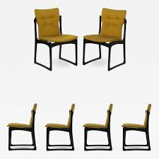 Vintage Set Of Six Danish Mid Century Modern Dining Chairs By Stolefabrik Mid Century Danish Modern Teak Upholstered Ding Chairs Set Of 6 By Niels Otto Moller For Jl Mller 1950s How To Re Upholster The Backs Midcentury 1960s 8 Kfoed 4 Vintage Midcentury Style Curved Back Walnut Oak Style Ding Chairs 1970s 88233 Fuchsia Chair Dania Fniture Weber Black Shell Seat Details About 2 Wegner Elbow Midcent Finish Solid Wood Frme Picked Amazoncom Glj Fashion Nordic Designer G Plan Solid Teak New Upholstery Mid Century Modern K Larsen Influenced