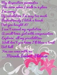 Bathroom Sink Miranda Lambert Writers by Bathroom Sink Miranda Lambert I Made My Own Pin Of These Lyrics
