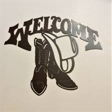 Plasma Cut Cowboy Boots And Hat Welcome Sign Metal Wall Art ... Boot Barn Drses Prom Ideas Reviews Dingo Womens Collared Country Outfitter Good Price Best 25 Insulated Work Boots Ideas On Pinterest Steel The Worlds Photos Of Bootbarn Flickr Hive Mind Wyoming Cowboy Boots Stock Plasma Cut And Hat Welcome Sign Metal Wall Art In Images Alamy Hunting For Bucks Dtown Sheridan Association Elevation Map County Wy Usa Maplogs America Facebook Store