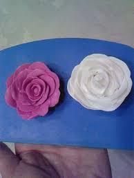 fleurs en pâte fimo par sandrine1210