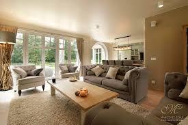 marcotte style wohnzimmer im landhausstil braun homify