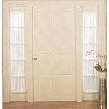 pleasurable ideas front door curtain panel mainstays marjorie