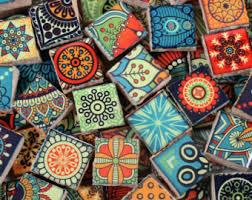 mosaic etsy