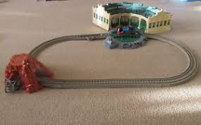 Trackmaster Tidmouth Sheds Ebay by Thomas The Tank Engine Trackmaster Motorized Railway Tidmouth
