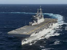 Uss America Sinking Location by Uss America Lha 6 Amphibious Assault Ship Youtube