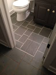 discolored grout look like new house