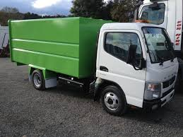 Rubbish Recycling Truck
