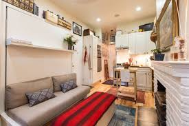 How A New York Couple Lives In 242 Square Feet