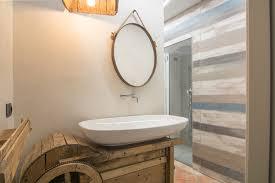 industrial style vintage style modern badezimmer