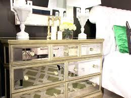 dressers mirrored furniture target mirrored nightstand powell