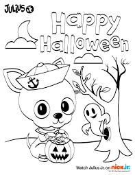 Enjoy This Fun Julius Jr Printable Coloring Sheet