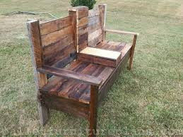 Wood Pallet Furniture Unthinkable Furniture Idea