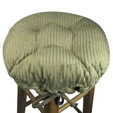 Kitchen Chair Cushions Walmart by Bar Stools Dining Chair Pads With Ties Chair Pads Walmart