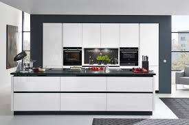 bauformat küche weiß hochglanz uv lack