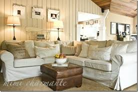 Cindy Crawford Beachside Denim Sofa by Gracious Southern Living Searching For The Perfect Sofa