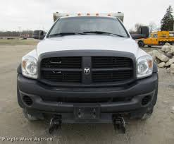 2009 Dodge Ram 5500 Quad Cab Dump Truck | Item DD7427 | SOLD...