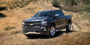 100 Chevy Truck Performance 2018 Chevrolet Silverado 1500 Vs 2018 Nissan Titan