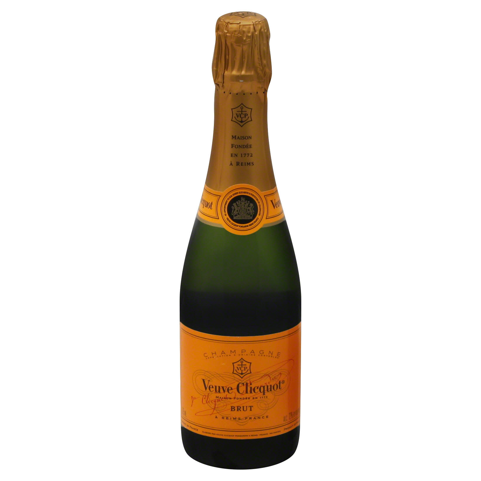Veuve Clicquot Ponsardin Brut Yellow Label Champagne - 375ml