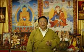 Sogyal Rinpoche As A Guest Speaker At Healing Seminar In Melbourne 2004