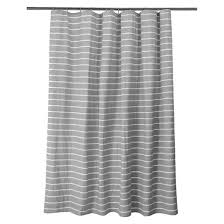 Navy And White Striped Curtains Target by Shower Curtain Bath Target