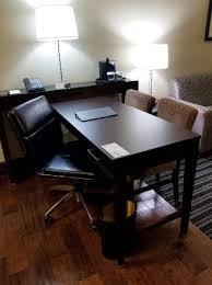 Embassy Suites By Hilton Salt Lake West Valley City Desk Dining Area