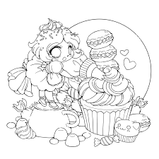 The Frosting Fairy July Coloring Contest By YamPuff