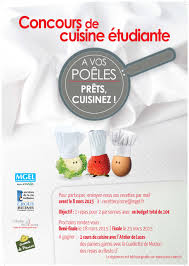 concours de cuisine concours de cuisine étudiante crous de reims