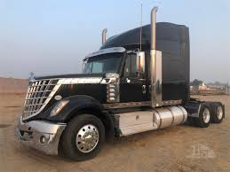 100 Merced Truck And Trailer 2011 INTERNATIONAL LONESTAR For Sale In California