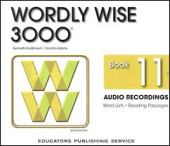 Wordly Wise 3000 Book 11 Audio CDs